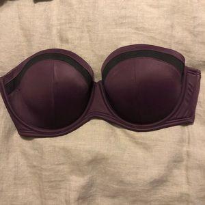 36D Victoria's Secret strapless bikini top